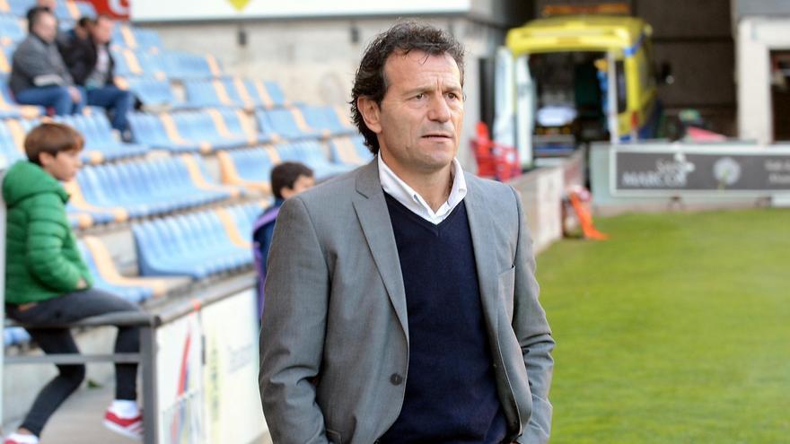 Luisito, nuevo entrenador del Pontevedra