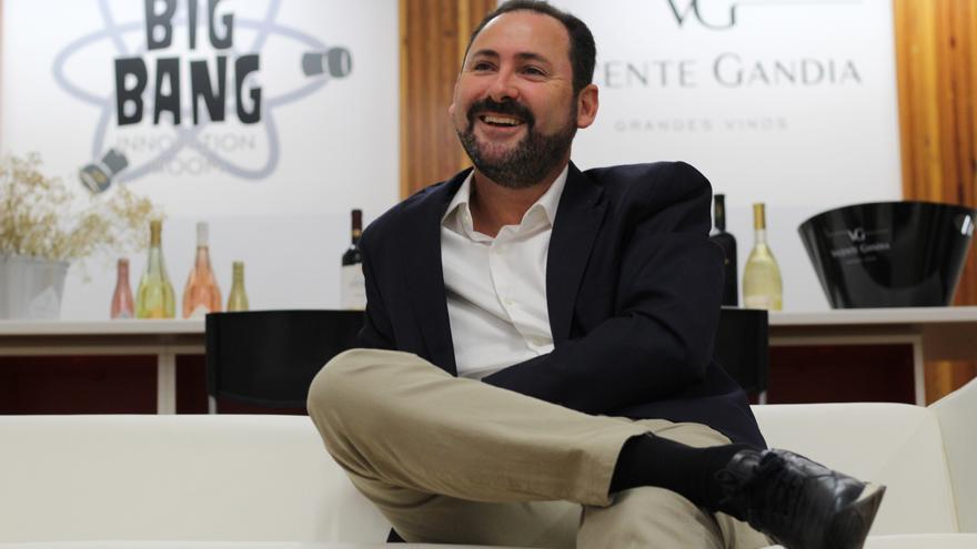 «Vicente Gandía no sería lo que es hoy sin Castillo de Liria»