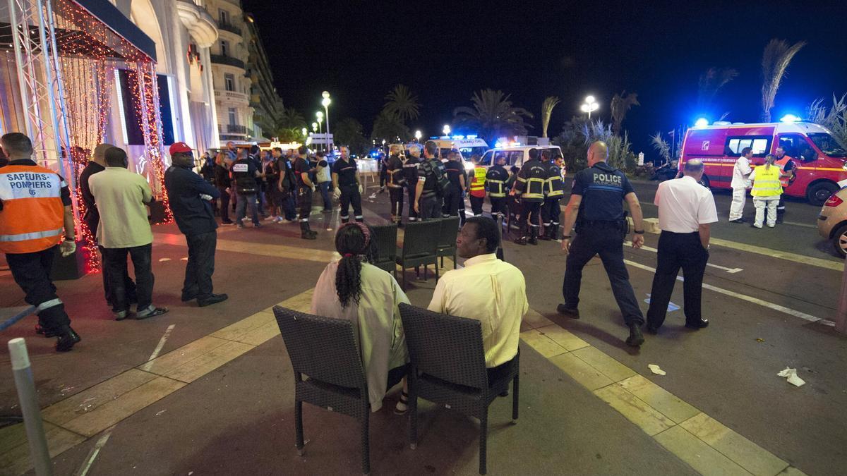 Fanáticos yihadistas sembraron el terror en Niza hace cinco años