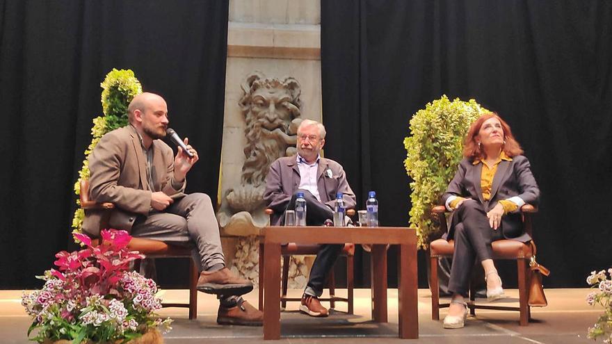 """Muñoz Molina: """"La historia no está para justificar posturas desde el presente"""""""