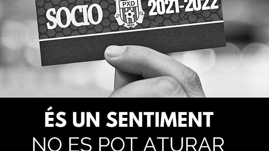 La Peña Deportiva apela en su nueva campaña de socios a su 'sentiment'
