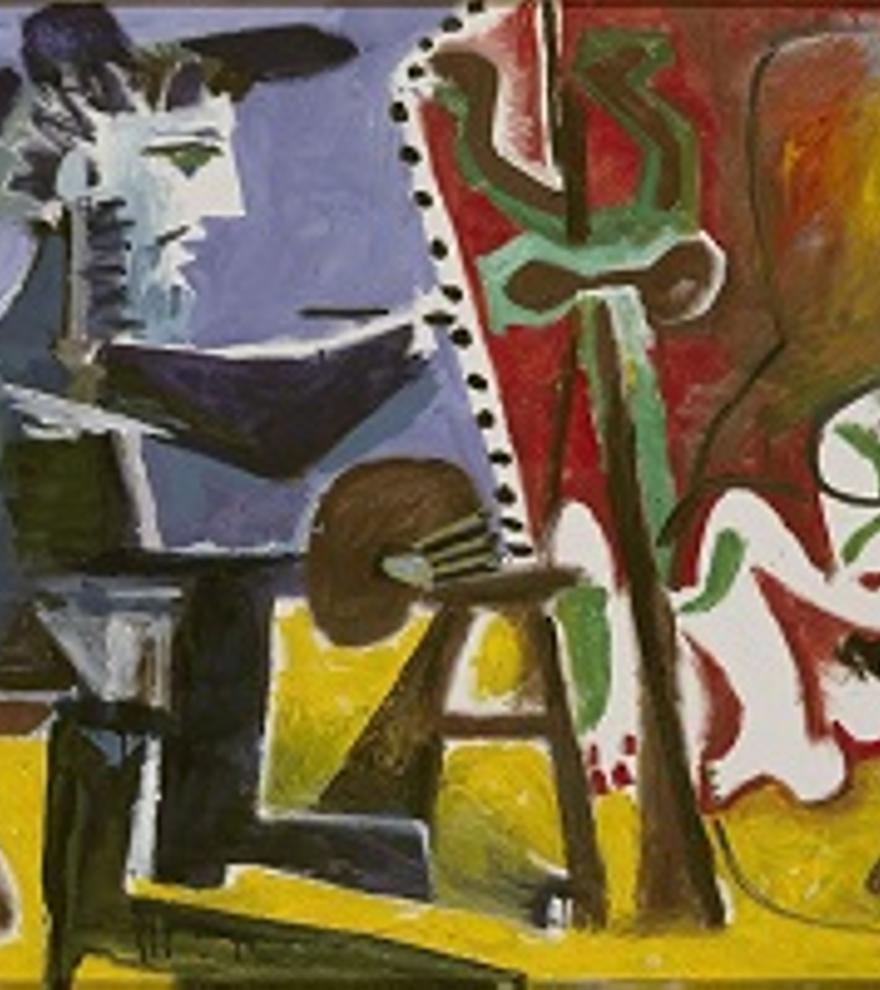 Fundación Ibercaja - Exposición Picasso, Diario Intimo