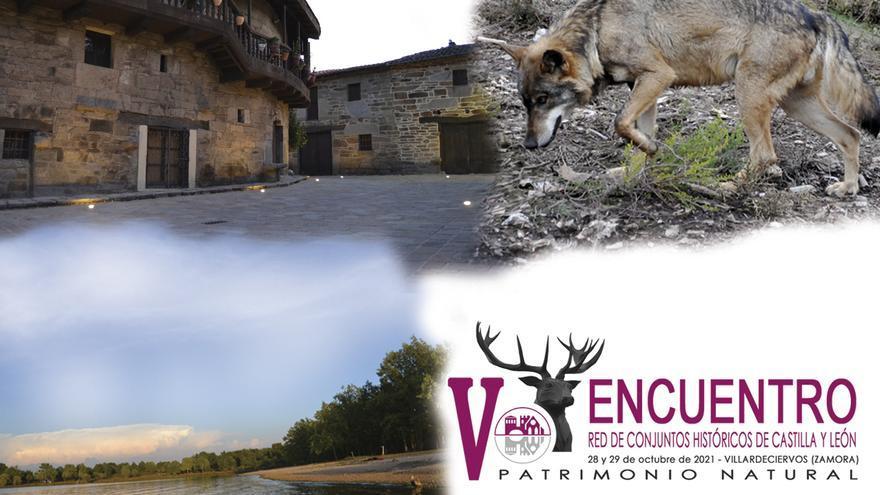 Villardeciervos, sede del V encuentro de Conjuntos Históricos de Castilla y León