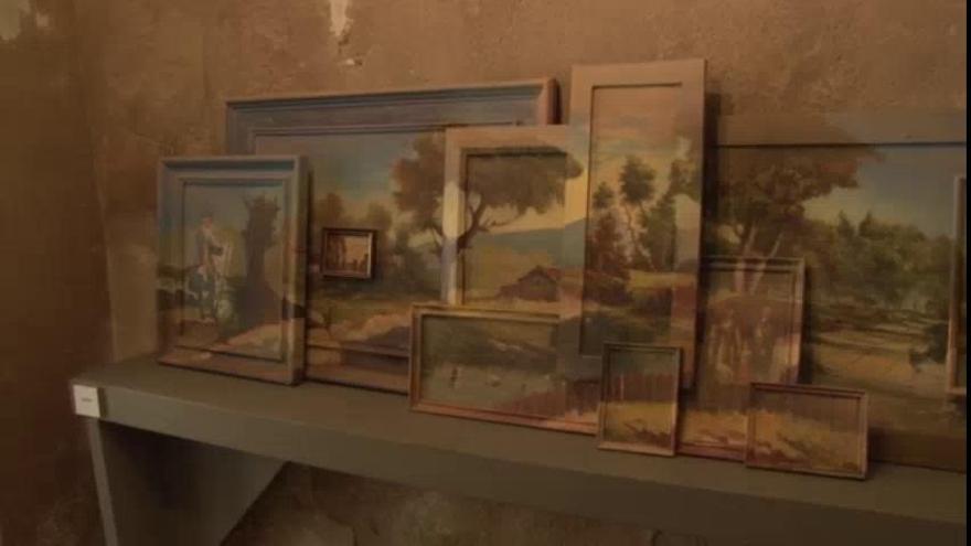 Monistrol de Calders dona una segona oportunitat a l'antiga botiga del poble i la transforma en sala d'art