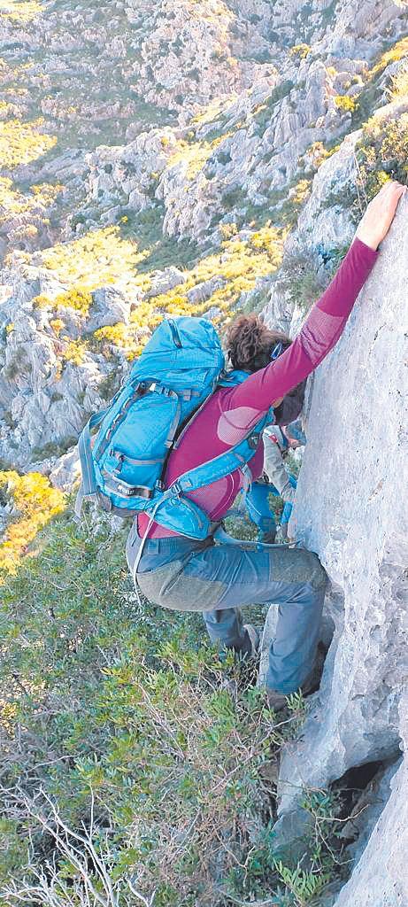 Penyaleres, una aproximación a las mujeres montañistas