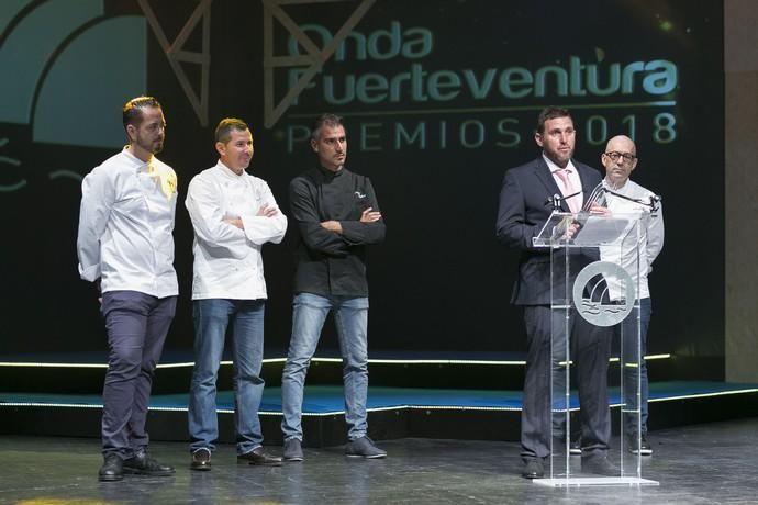 FUERTEVENTURA - GALA DE PREMIOS ONDA FUERTEVENTURA 2018 - FOTOS: GABRIEL FUSELLI