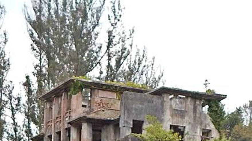 """La Xunta rehabilitará el antiguo sanatorio de Cesuras para uso """"turístico y cultural"""""""