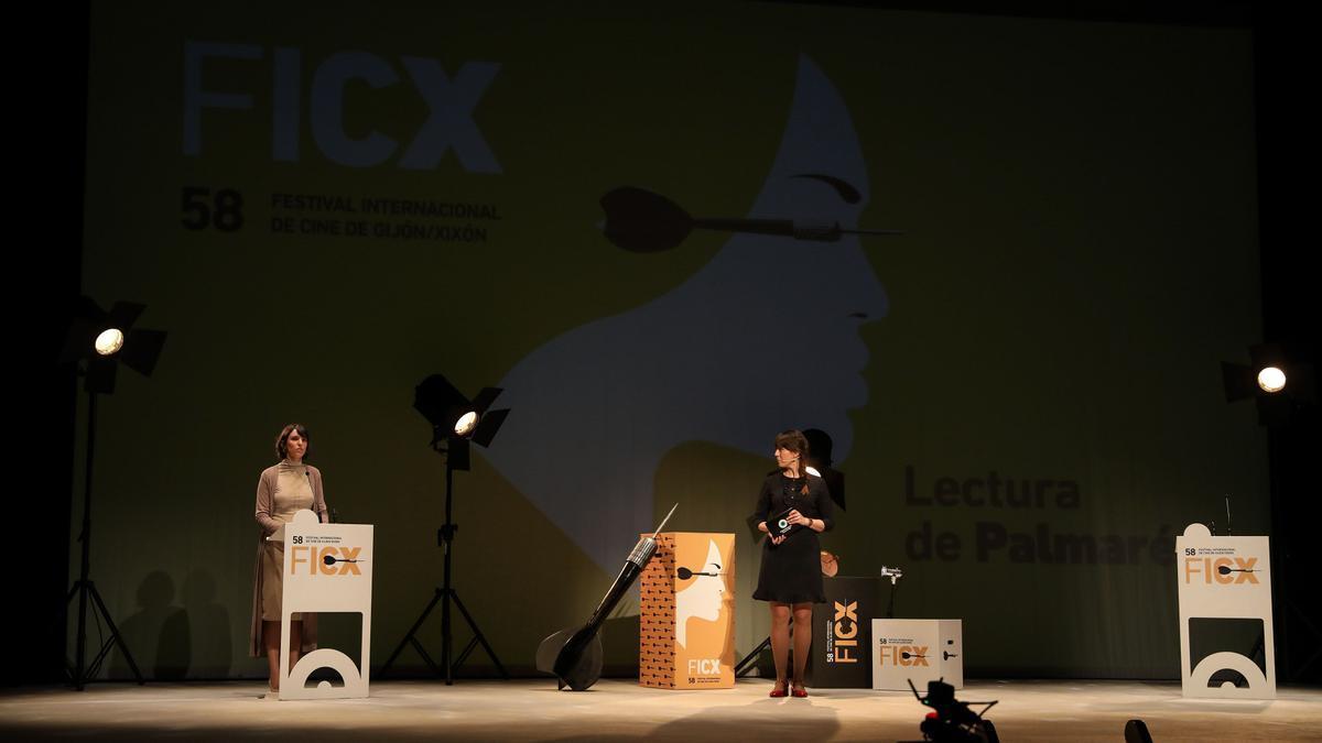 Clausura del FICX