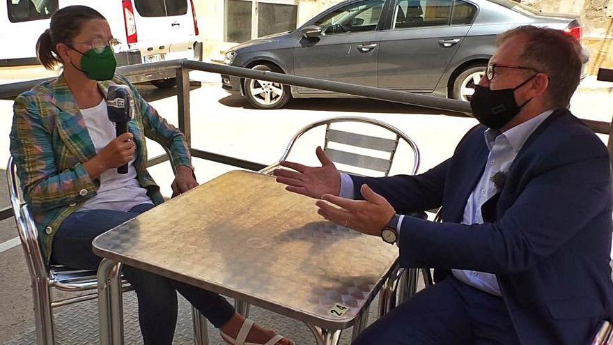 'La Panderola' cuenta cómo es un día en la vida del presidente de la Diputación de Castellón