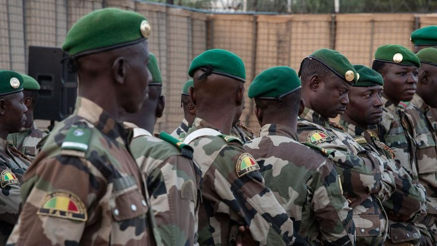 Los golpistas de Mali prometen próximas elecciones