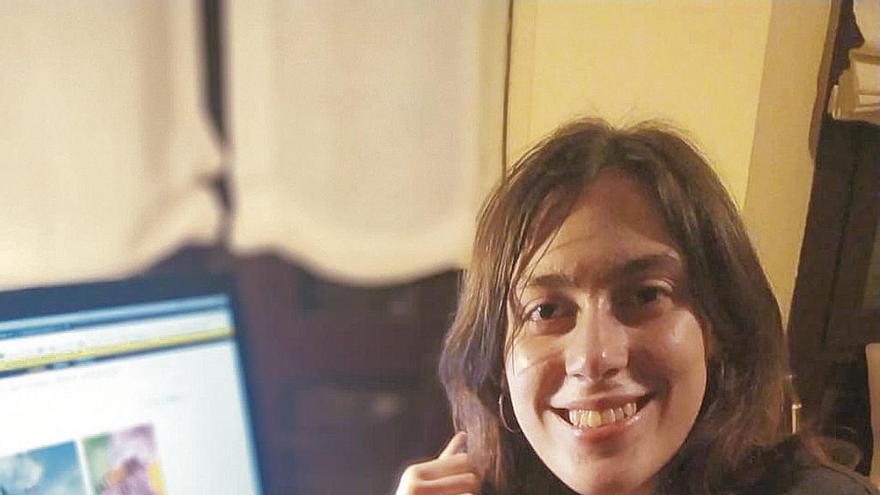 Beatriz Sánchez brilla con una redacción del Día de la Tierra