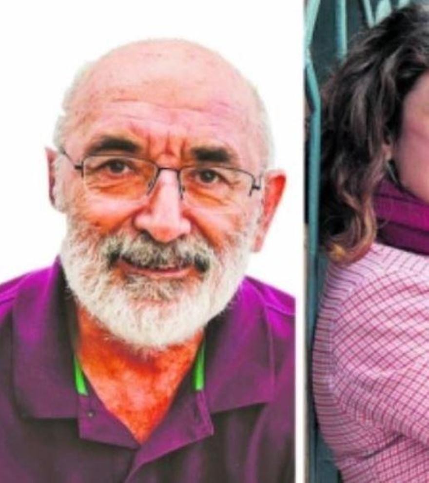 Ortifus, María Zamora y Eugeni Alemany