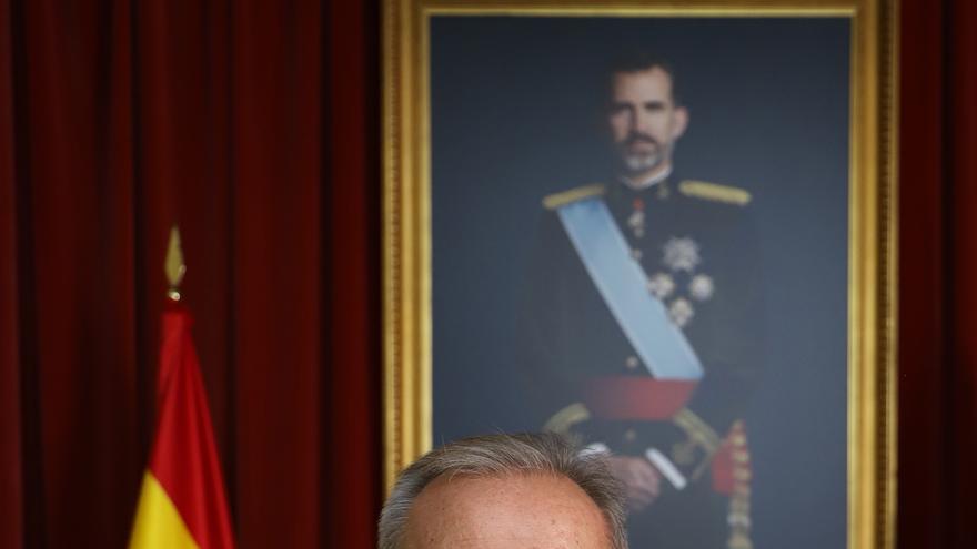 El general Alejandro Escámez, nuevo jefe del Mando de Canarias