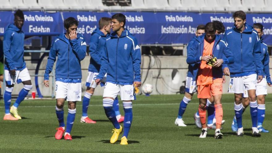 El Oviedo perdona y solo suma un punto