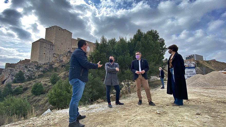 """Diego Conesa: """"Por fin el castillo es propiedad de todos los muleños"""""""