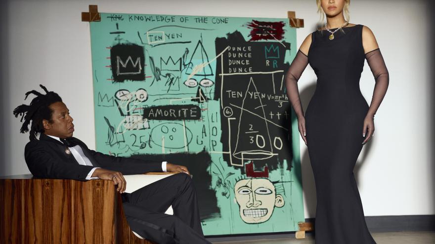 Beyoncé y Jay-Z protagonizan la nueva campaña de Tiffany