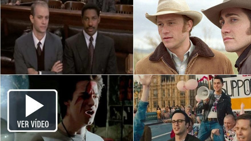 Diez películas para celebrar el Día del Orgullo Gay
