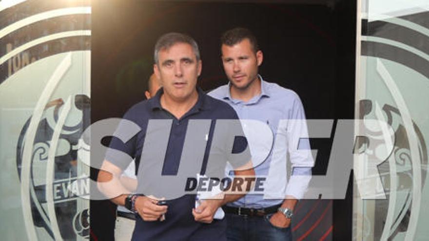 Primera reunión en el Ciutat de la nueva área deportiva del Levante