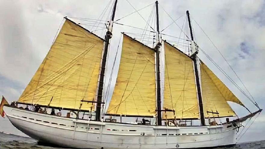 Torrevieja recibirá a principios de julio al velero «Pascual Flores» tras su puesta a punto