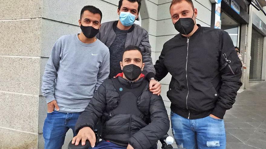"""Ángel necesita 100.000 euros: """"Echo de menos el fútbol y mi vida antes de esto"""""""