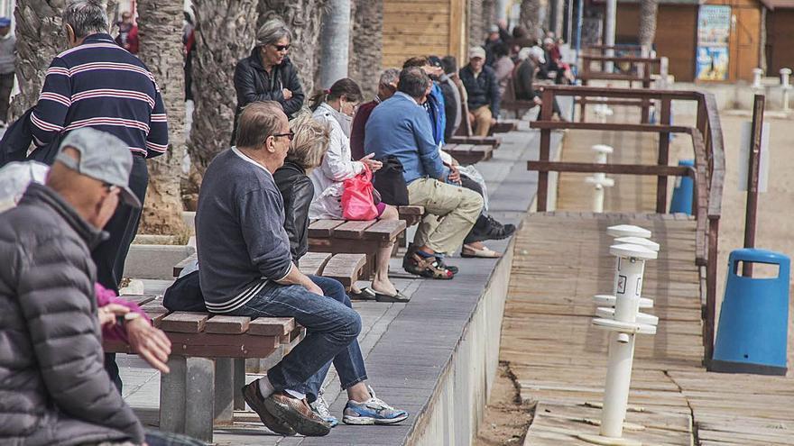 El PP de Torrevieja resucita las «paguicas» para los pensionistas con un desembolso de 534.000 €
