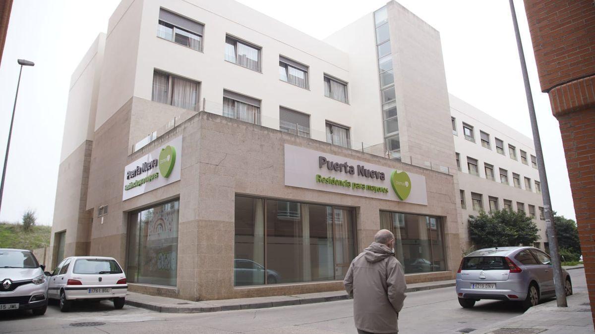 Residencia Domus VI de Zamora capital.