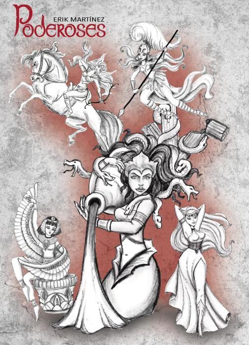 "Lo Rat Penat. ""Poderoses"", de Erik Martínez"