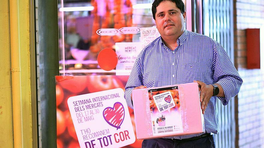 «El Market place servirà per modernitzar el Mercat de Roses»