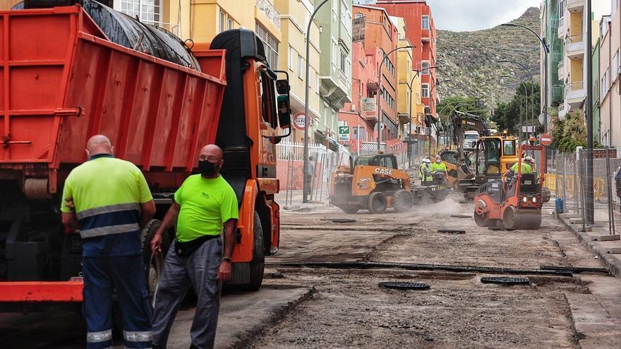La avenida Venezuela abrirá el lunes, una vez concluya el nuevo asfaltado