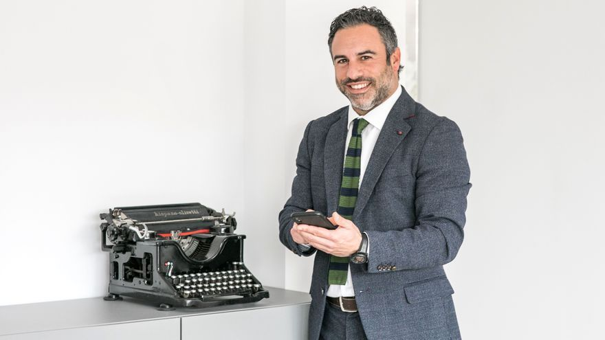 Rafael García (Asesoría Santarén): «Nos situamos muy cerca del empresario para  conocer sus necesidades»