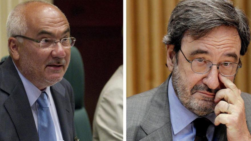 El jutge imposa 9,5 milions de fiança a Serra i Todó