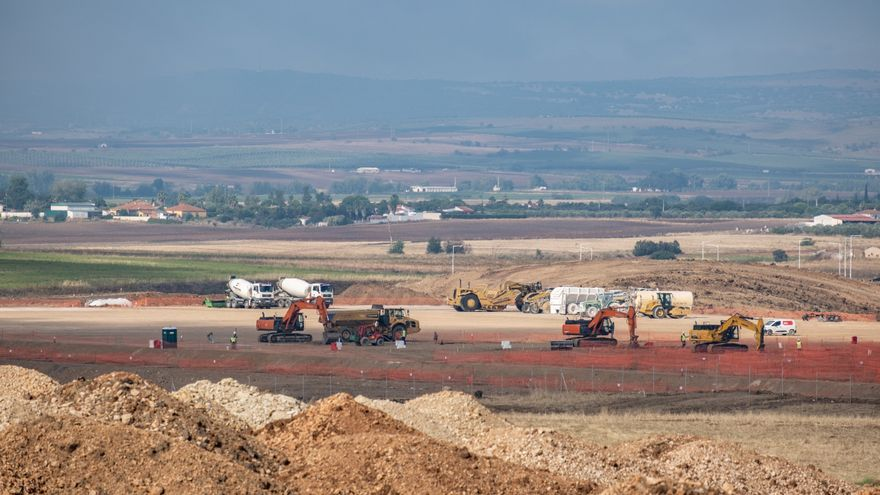 20 hectáreas en Badajoz para la distribución de grandes bultos
