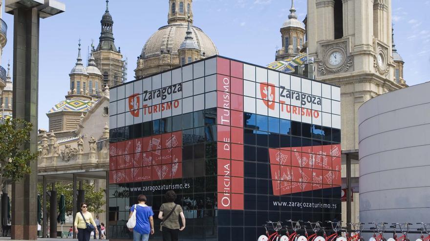 Zaragoza triplica las consultas turísticas respecto al año pasado