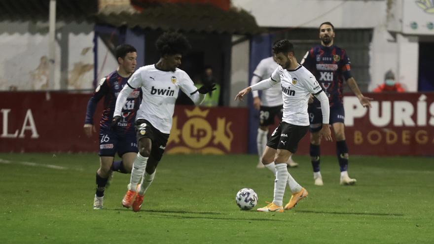 Sigue en directo el Sevilla-Valencia CF