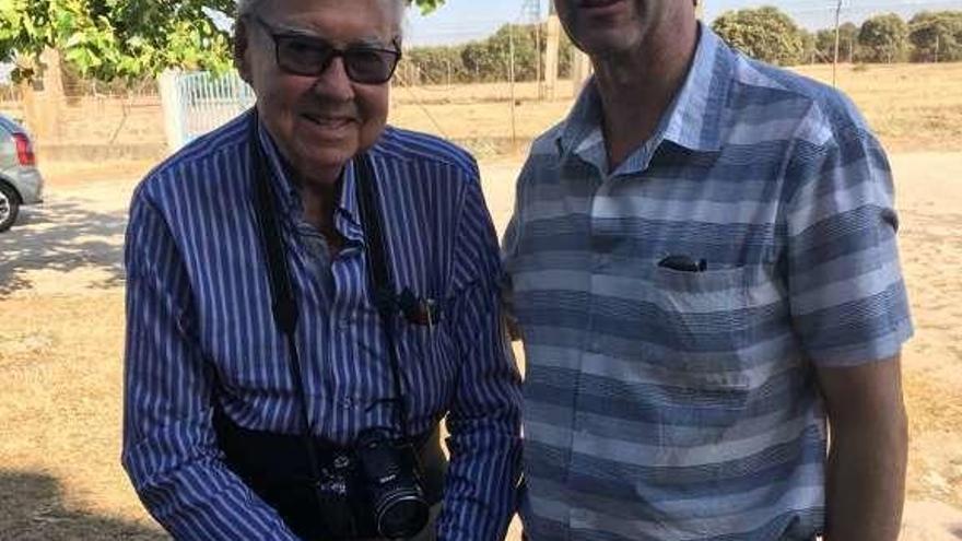 "Fallece en Miami Lorenzo de Toro, ""mecenas"" de Almeida"