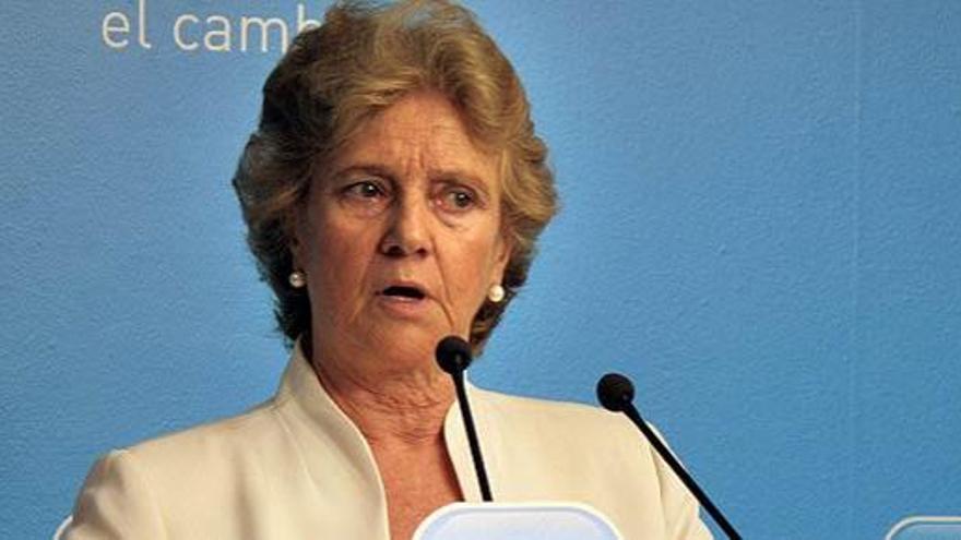 Soledad Becerril, nombrada nueva Defensora del Pueblo