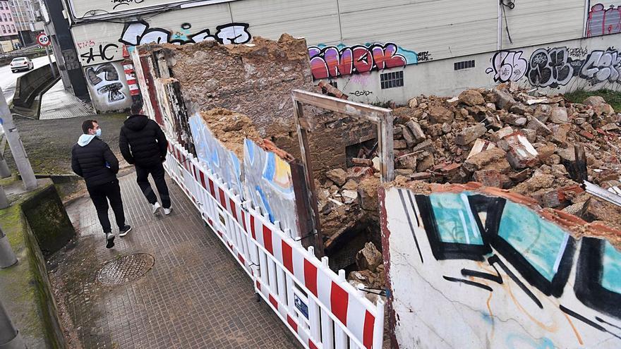"""Patrimonio abre expediente por el derribo """"sin autorización"""" de la Casa Carnicero"""