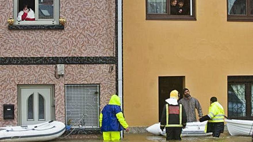 La Xunta rechaza las alegaciones del PP y declara zona inundable As Brañas de Sada