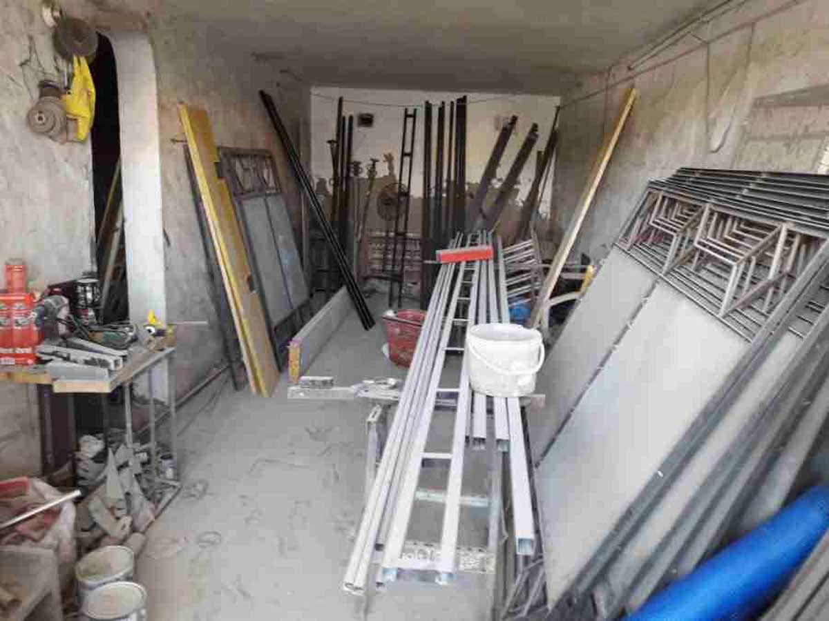 Demolición restaurante de Sant Josep