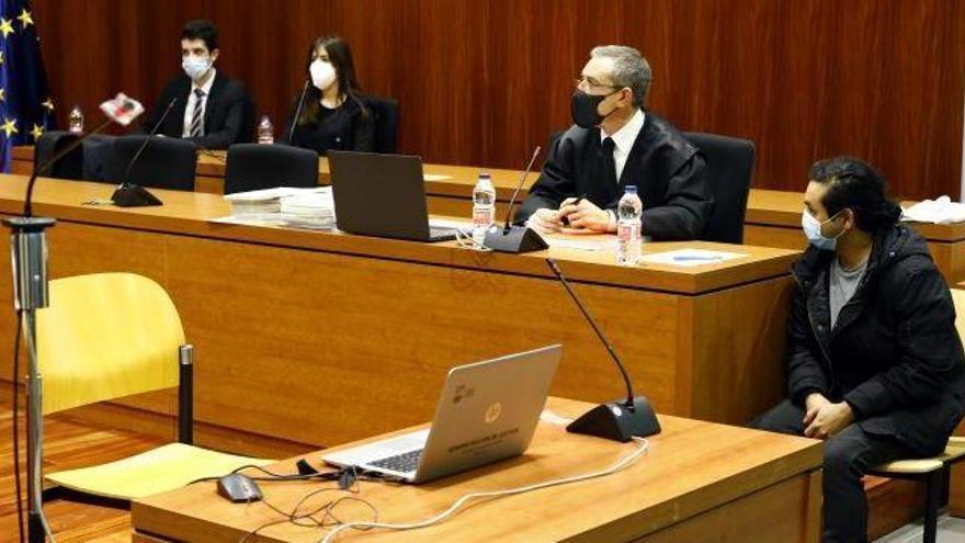Condenan a 20 años de cárcel al autor del crimen de la maleta  de Zaragoza