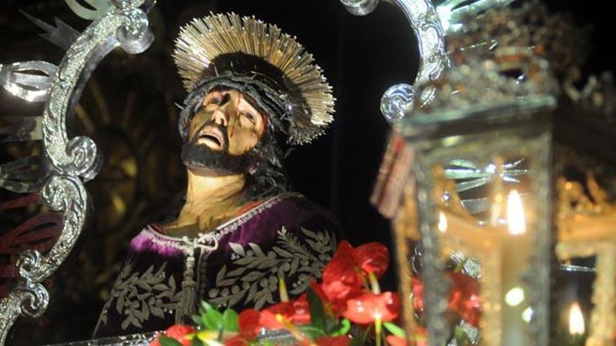 Este martes, cita con el Señor de Santa Cruz
