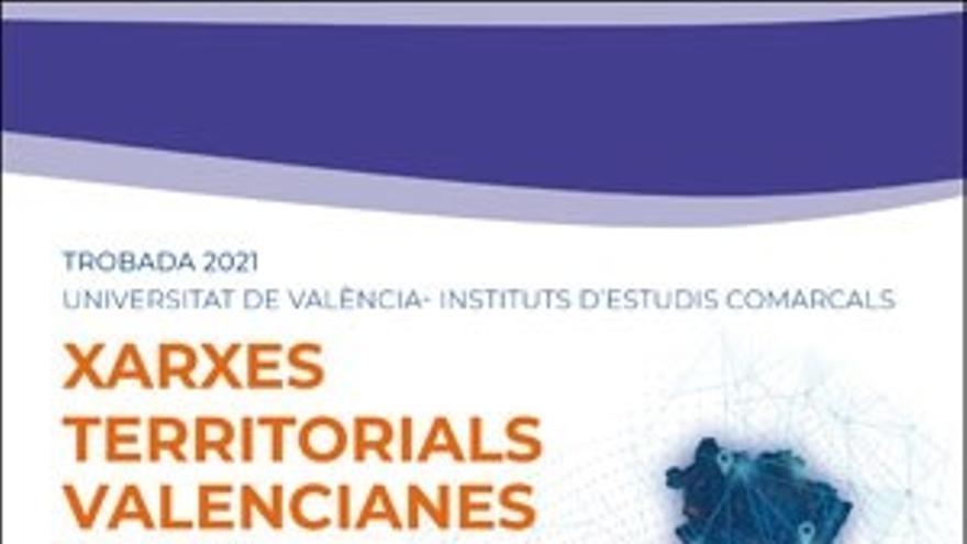 56 Fira del Llibre de València: Presentación libro Xarxes territorials valencianes