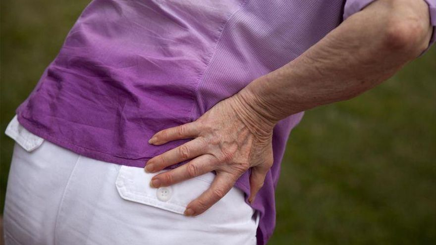 Freno al dolor de espalda