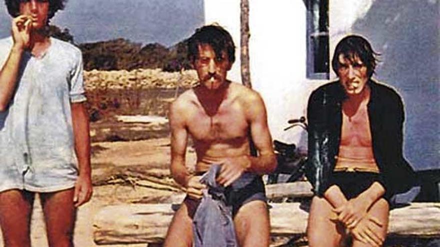 Pink Floyd & Formentera