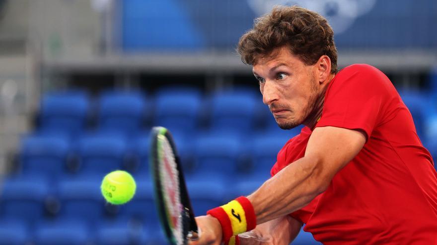 El tenis español acude a su cita con el medallero de la mano de Carreño