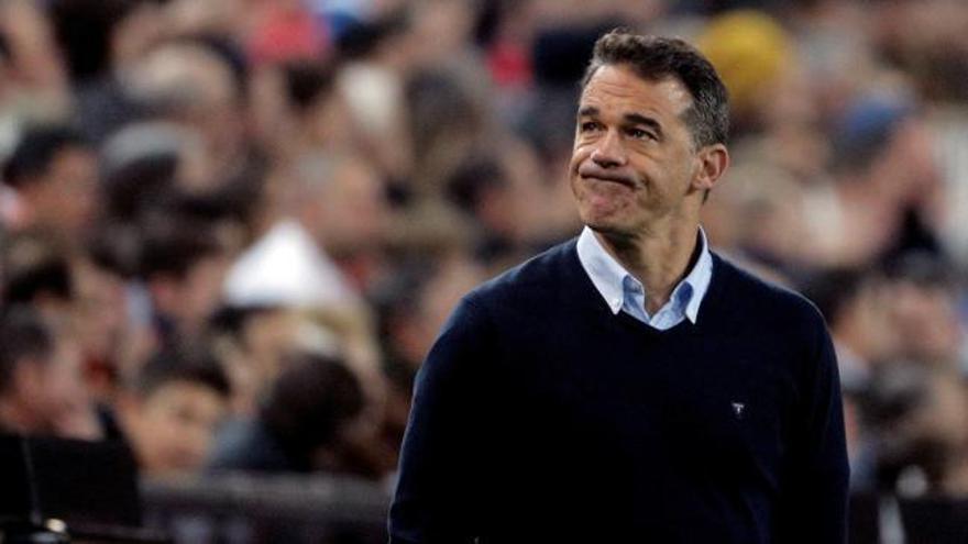 Luis García es destituido como entrenador del Villarreal