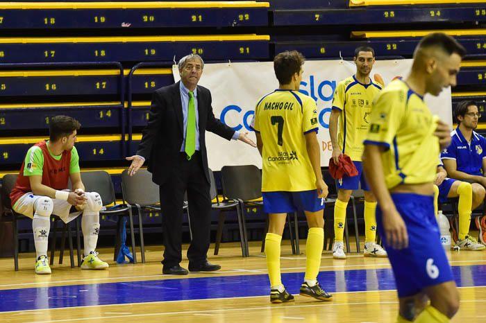 Futbol sala: Gran Canaria # Jaén