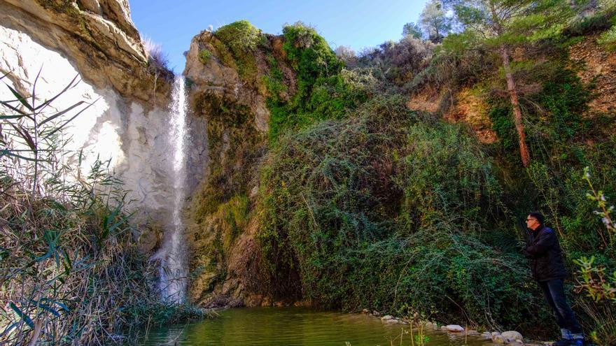 La Rambla de Puça: ruta por las cascadas de Petrer