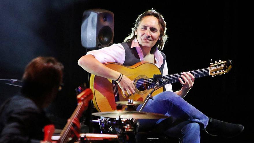 Vicente Amigo, premiado con el Pop Eye al Duende