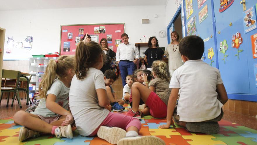 Noves aules de 2 anys a Beniatjar, Canals, Llanera, Montitxelvo i Xàtiva